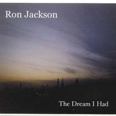 ron jackson the dream i had front cover (1)